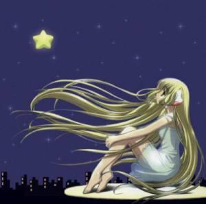 illustration Mon étoile...