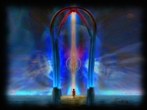 illustration La Route de la Lumière pour Être