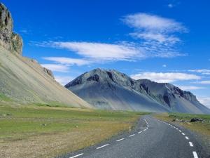 illustration La route